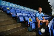 24 September 2020; AIG Insurance today launched the 2020 Dublin All-Ireland GAA Season with a tribute to club volunteers, members and frontline workers. Dublin footballer Jonny Cooper was in Parnell Park as part of the launch. Photo by Stephen McCarthy/Sportsfile