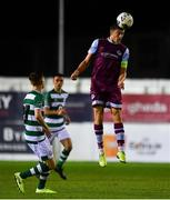 22 September 2020; Jake Hyland of Drogheda United during the SSE Airtricity League First Division match between Drogheda United and Shamrock Rovers II at United Park in Drogheda, Louth. Photo by Ben McShane/Sportsfile