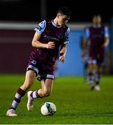 22 September 2020; James Clarke of Drogheda United during the SSE Airtricity League First Division match between Drogheda United and Shamrock Rovers II at United Park in Drogheda, Louth. Photo by Ben McShane/Sportsfile