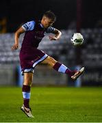 22 September 2020; Derek Prendergast of Drogheda United during the SSE Airtricity League First Division match between Drogheda United and Shamrock Rovers II at United Park in Drogheda, Louth. Photo by Ben McShane/Sportsfile