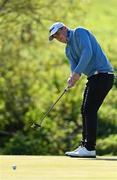 26 September 2020; James Sugrue of Ireland putts on the fourth green during day three of the Dubai Duty Free Irish Open Golf Championship at Galgorm Spa & Golf Resort in Ballymena, Antrim. Photo by Brendan Moran/Sportsfile
