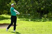26 September 2020; Oscar Lengden of Sweden watches his second shot to the sixth hole during day three of the Dubai Duty Free Irish Open Golf Championship at Galgorm Spa & Golf Resort in Ballymena, Antrim. Photo by Brendan Moran/Sportsfile