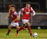 26 September 2020; Darragh Burns of St Patrick's Athletic during the SSE Airtricity League Premier Division match between St Patrick's Athletic and Shelbourne at Richmond Park in Dublin. Photo by Stephen McCarthy/Sportsfile