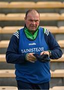 27 September 2020; Ballyhale Shamrocks manager James O'Connor prior to the Kilkenny County Senior Hurling Championship Final match between Ballyhale Shamrocks and Dicksboro at UPMC Nowlan Park in Kilkenny. Photo by Seb Daly/Sportsfile