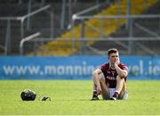 27 September 2020; Dicksboro's Tom Kenny following his side's defeat during the Kilkenny County Senior Hurling Championship Final match between Ballyhale Shamrocks and Dicksboro at UPMC Nowlan Park in Kilkenny. Photo by Seb Daly/Sportsfile