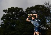 28 September 2020; Ryan Baird during Leinster Rugby squad training at UCD in Dublin. Photo by Ramsey Cardy/Sportsfile