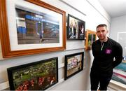 30 September 2020; Former An Ghaeltacht and Kerry footballer Marc Ó Sé at the launch of 'The Toughest Season', a picture book to be published in collaboration with the GAA's official photographers, Sportsfile documenting this season unlike any other. The book will be comprised of images from January to October 23rd 2020 taken by GAA communities nationwide and those taken by Sportsfile. Fans can submit their photos by uploading them to Facebook, Twitter or Instagram using #TheToughest. The book will be published in November with the proceeds going to AIB Together's partner charities, Pieta House, Food Cloud, Soar, Alone and Age NI & Age UK.For exclusive content and to see why AIB are backing Club and County, follow us on @AIB_GAA on Twitter, Instagram and Facebook. Photo by Domnick Walsh/Sportsfile