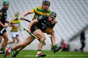 4 October 2020; Simon Kennefick of Glen Rovers in action against Gary Norberg of Blackrock during the Cork County Premier Senior Club Hurling Championship Final match between Glen Rovers and Blackrock at Páirc Ui Chaoimh in Cork. Photo by Sam Barnes/Sportsfile