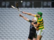 4 October 2020; Patrick Horgan of Glen Rovers in action against John Cashman of Blackrock during the Cork County Premier Senior Club Hurling Championship Final match between Glen Rovers and Blackrock at Páirc Ui Chaoimh in Cork. Photo by Sam Barnes/Sportsfile