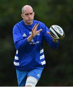 6 October 2020; Devin Toner during Leinster Rugby squad training at UCD in Dublin. Photo by Brendan Moran/Sportsfile