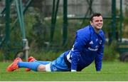 6 October 2020; James Ryan during Leinster Rugby squad training at UCD in Dublin. Photo by Brendan Moran/Sportsfile