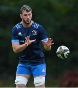 6 October 2020; Caelan Doris during Leinster Rugby squad training at UCD in Dublin. Photo by Brendan Moran/Sportsfile