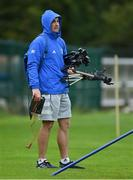 6 October 2020; Senior performance analyst Brian Colclough prior to Leinster Rugby squad training at UCD in Dublin. Photo by Brendan Moran/Sportsfile