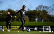10 October 2020; Jack Byrne during a Republic of Ireland training session at the FAI National Training Centre in Abbotstown, Dublin. Photo by Stephen McCarthy/Sportsfile