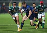 10 October 2020; Garry Ringrose of Leinster during the Guinness PRO14 match between Benetton and Leinster at Stadio Monigo in Treviso, Italy. Photo by Daniele Resini/Sportsfile