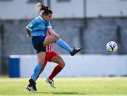 10 October 2020; Emily Whelan of Shelbourne during the Women's National League match between Treaty United and Shelbourne at Jackman Park in Limerick. Photo by Ramsey Cardy/Sportsfile
