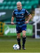 10 October 2020; Paul Keegan of Bray Wanderers during the SSE Airtricity League First Division match between Shamrock Rovers II and Bray Wanderers at Tallaght Stadium in Dublin. Photo by Harry Murphy/Sportsfile