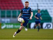 10 October 2020; Darragh Lynch of Bray Wanderers during the SSE Airtricity League First Division match between Shamrock Rovers II and Bray Wanderers at Tallaght Stadium in Dublin. Photo by Harry Murphy/Sportsfile