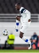 14 October 2020; Glen Kamara of Finland during the UEFA Nations League B match between Finland and Republic of Ireland at Helsingin Olympiastadion in Helsinki, Finland. Photo by Mauri Fordblom/Sportsfile