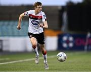 16 October 2020; Daniel Kelly of Dundalk during the SSE Airtricity League Premier Division match between Dundalk and Bohemians at Oriel Park in Dundalk, Louth. Photo by Harry Murphy/Sportsfile
