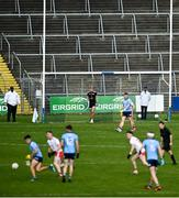 17 October 2020; A general view during the EirGrid GAA Football All-Ireland U20 Championship Semi-Final match between Dublin and Tyrone at Kingspan Breffni Park in Cavan. Photo by David Fitzgerald/Sportsfile
