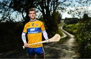 20 October 2020; Clare hurler and Littlewoods Ireland ambassador Tony Kelly pictured in his hometown of Ballyea, Co. Clare at the launch of the Littlewoods Ireland 2020 'Style Meets Substance' campaign. Littlewoods Ireland are returning for the 4th year running top-tier sponsor of the All Ireland Senior Hurling Championship. Littlewoods Ireland's 'Style Meets Substance' campaign is a celebration of hurling people, their individuality, their love for the game and the joy of Championship. In line with the Style Meets Substance launch, the new 2020 Littlewoods Ireland GAA TV ad will first air on October 23rd and will be on our screens in bursts throughout the Championship. Photo by Ramsey Cardy/Sportsfile