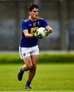 17 October 2020; Eoin Darcy of Wicklow during the Allianz Football League Division 4 Round 6 match between Wicklow and Antrim at the County Grounds in Aughrim, Wicklow. Photo by Ray McManus/Sportsfile