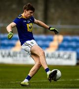17 October 2020; Gearóid Murphy of Wicklow during the Allianz Football League Division 4 Round 6 match between Wicklow and Antrim at the County Grounds in Aughrim, Wicklow. Photo by Ray McManus/Sportsfile