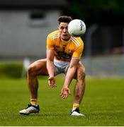 17 October 2020; Mark Sweeney of Antrim during the Allianz Football League Division 4 Round 6 match between Wicklow and Antrim at the County Grounds in Aughrim, Wicklow. Photo by Ray McManus/Sportsfile