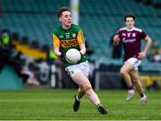 17 October 2020; Ruaidhri O Beaglaoich of Kerry during the EirGrid GAA Football All-Ireland U20 Championship Semi-Final match between Kerry and Galway at the LIT Gaelic Grounds in Limerick. Photo by Matt Browne/Sportsfile