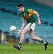 17 October 2020; Sean Horan of Kerry during the EirGrid GAA Football All-Ireland U20 Championship Semi-Final match between Kerry and Galway at the LIT Gaelic Grounds in Limerick. Photo by Matt Browne/Sportsfile