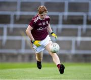 17 October 2020; Oisin Gormley of Galway during the EirGrid GAA Football All-Ireland U20 Championship Semi-Final match between Kerry and Galway at the LIT Gaelic Grounds in Limerick. Photo by Matt Browne/Sportsfile
