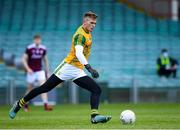 17 October 2020; Deiviidas Uosis of Kerry during the EirGrid GAA Football All-Ireland U20 Championship Semi-Final match between Kerry and Galway at the LIT Gaelic Grounds in Limerick. Photo by Matt Browne/Sportsfile