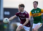 17 October 2020; Matthew Cooley of Galway during the EirGrid GAA Football All-Ireland U20 Championship Semi-Final match between Kerry and Galway at the LIT Gaelic Grounds in Limerick. Photo by Matt Browne/Sportsfile