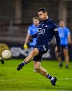 17 October 2020; Dublin goalkeeper Stephen Cluxton during the Allianz Football League Division 1 Round 6 match between Dublin and Meath at Parnell Park in Dublin. Photo by Brendan Moran/Sportsfile