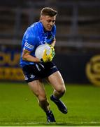 17 October 2020; Cian Murphy of Dublin during the Allianz Football League Division 1 Round 6 match between Dublin and Meath at Parnell Park in Dublin. Photo by Brendan Moran/Sportsfile