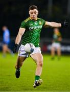 17 October 2020; David Toner of Meath during the Allianz Football League Division 1 Round 6 match between Dublin and Meath at Parnell Park in Dublin. Photo by Brendan Moran/Sportsfile