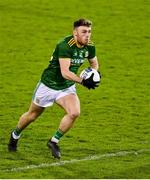 17 October 2020; Jordan Morris of Meath during the Allianz Football League Division 1 Round 6 match between Dublin and Meath at Parnell Park in Dublin. Photo by Brendan Moran/Sportsfile