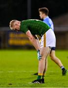 17 October 2020; Brian Conlon of Meath after the Allianz Football League Division 1 Round 6 match between Dublin and Meath at Parnell Park in Dublin. Photo by Brendan Moran/Sportsfile