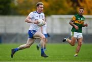 17 October 2020; Karl O'Connell of Monaghan during the Allianz Football League Division 1 Round 6 match between Monaghan and Kerry at Grattan Park in Inniskeen, Monaghan. Photo by Brendan Moran/Sportsfile