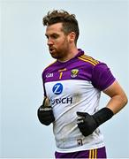 18 October 2020; Pa Doyle of Wexford during the Allianz Football League Division 4 Round 6 match between Limerick and Wexford at Mick Neville Park in Rathkeale, Limerick. Photo by Eóin Noonan/Sportsfile