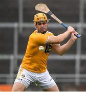 18 October 2020; Matthew Donnelly of Antrim during the Allianz Hurling League Division 2A Final match between Antrim and Kerry at Bord na Mona O'Connor Park in Tullamore, Offaly. Photo by Matt Browne/Sportsfile