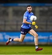 17 October 2020; Emmet Ó Conghaile of Dublin during the Allianz Football League Division 1 Round 6 match between Dublin and Meath at Parnell Park in Dublin. Photo by Ramsey Cardy/Sportsfile