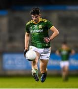 17 October 2020; Jason Scully of Meath during the Allianz Football League Division 1 Round 6 match between Dublin and Meath at Parnell Park in Dublin. Photo by Ramsey Cardy/Sportsfile