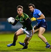 17 October 2020; Thomas O'Reilly of Meath during the Allianz Football League Division 1 Round 6 match between Dublin and Meath at Parnell Park in Dublin. Photo by Ramsey Cardy/Sportsfile