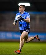 17 October 2020; John Small of Dublin during the Allianz Football League Division 1 Round 6 match between Dublin and Meath at Parnell Park in Dublin. Photo by Ramsey Cardy/Sportsfile