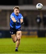 17 October 2020; Seán Bugler of Dublin during the Allianz Football League Division 1 Round 6 match between Dublin and Meath at Parnell Park in Dublin. Photo by Ramsey Cardy/Sportsfile