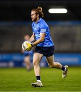 17 October 2020; Aaron Byrne of Dublin during the Allianz Football League Division 1 Round 6 match between Dublin and Meath at Parnell Park in Dublin. Photo by Ramsey Cardy/Sportsfile