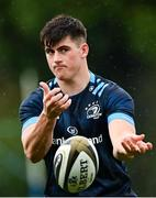 19 October 2020; Dan Sheehan during Leinster Rugby squad training at UCD in Dublin. Photo by Ramsey Cardy/Sportsfile