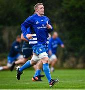19 October 2020; Dan Leavy during Leinster Rugby squad training at UCD in Dublin. Photo by Ramsey Cardy/Sportsfile